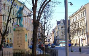 Lux Apartman, Ferienwohnungen  Budapest - big - 87