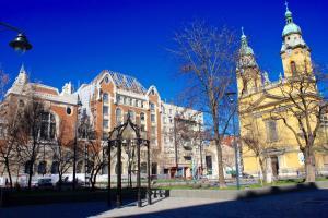 Lux Apartman, Ferienwohnungen  Budapest - big - 88