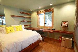 Hanso Presidential Suite Hanok Hotel, Aparthotely  Soul - big - 75