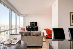 Global Luxury Suites at Pine Street, Apartments  San Francisco - big - 16