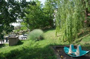 Agriturismo QuartoPodere, Farmy  Magliano in Toscana - big - 45