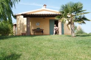 Agriturismo QuartoPodere, Farmházak  Magliano in Toscana - big - 30