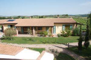 Agriturismo QuartoPodere, Farmházak  Magliano in Toscana - big - 9