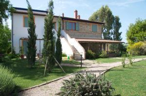 Agriturismo QuartoPodere, Farmy  Magliano in Toscana - big - 39