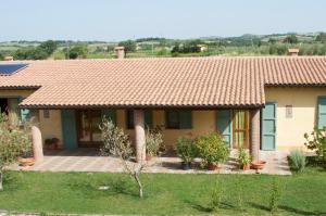 Agriturismo QuartoPodere, Farmy  Magliano in Toscana - big - 8