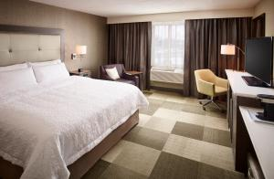 Hampton Inn by Hilton Sarnia/Point Edward, Szállodák  Point Edward - big - 6