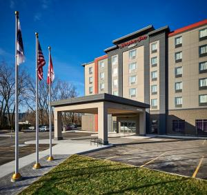 Hampton Inn by Hilton Sarnia/Point Edward, Szállodák  Point Edward - big - 24
