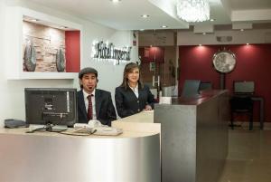 Hotel Imperial, Hotel  Ambato - big - 11