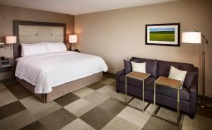 Hampton Inn by Hilton Sarnia/Point Edward, Szállodák  Point Edward - big - 16
