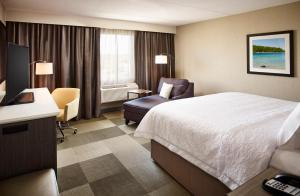 Hampton Inn by Hilton Sarnia/Point Edward, Hotely  Point Edward - big - 14
