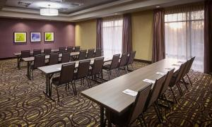 Hampton Inn by Hilton Sarnia/Point Edward, Szállodák  Point Edward - big - 30