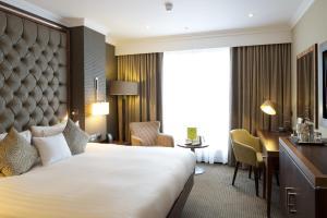 Deluxe Premium-værelse med kingsize-seng