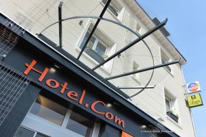 Logis Hôtel.com Restaurant l'Ardoise, Szállodák  Bédée - big - 50