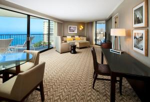 Tower Suite with Premier Ocean View