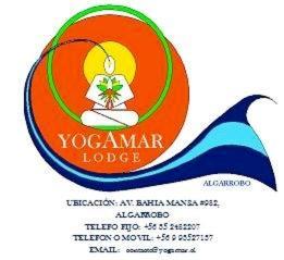 Yogamar Lodge, Гостевые дома  Algarrobo - big - 21