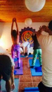 Yogamar Lodge, Affittacamere  Algarrobo - big - 18
