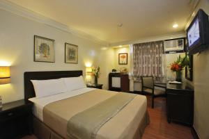 Fersal Hotel Malakas, Quezon City, Hotels  Manila - big - 23