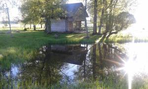 Brīvdienu māja Bienes, Дома для отпуска  Сабиле - big - 8