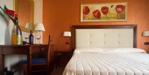 Hotel Flora, Отели  Ното - big - 33