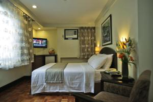 Fersal Hotel Malakas, Quezon City, Hotels  Manila - big - 12