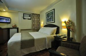 Fersal Hotel Malakas, Quezon City, Hotels  Manila - big - 27