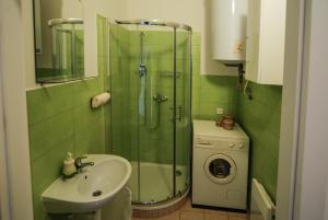 Cosy Flat Pisek Downtown, Appartamenti  Písek - big - 27