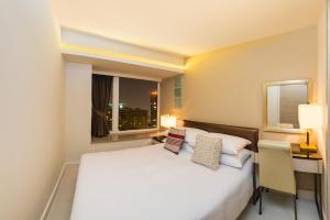 Two-Bedroom Quad Suite with City View