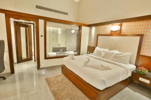 Velan Hotel Greenfields, Hotely  Tiruppūr - big - 35
