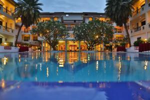 Velan Hotel Greenfields, Hotely  Tiruppūr - big - 26