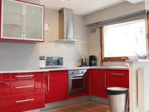 Apartment Les Cigognes, Apartmanok  Deauville - big - 3