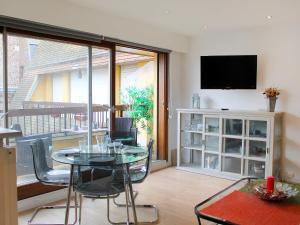 Apartment Les Cigognes, Apartmanok  Deauville - big - 4