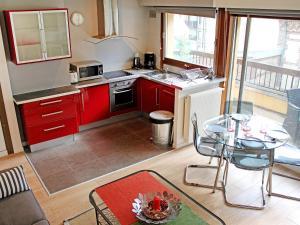Apartment Les Cigognes, Apartmanok  Deauville - big - 8