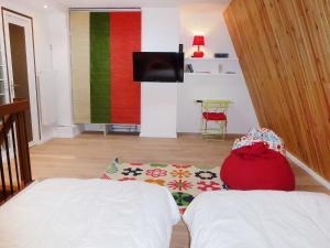 Apartment Les Cigognes, Apartmanok  Deauville - big - 11