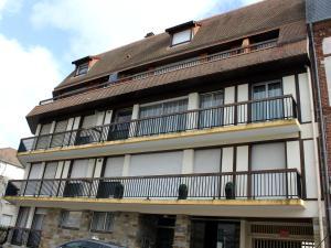 Apartment Les Cigognes, Apartmanok  Deauville - big - 9