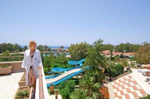 Grand Prestige Hotel & Spa - All Inclusive, Курортные отели  Сиде - big - 5