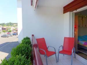 Apartment Cabi.2, Apartmanok  Urrugne - big - 12