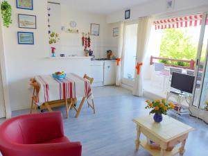 Apartment Cabi.2, Apartmanok  Urrugne - big - 10