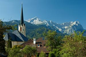Akzent Hotel Schatten, Szállodák  Garmisch-Partenkirchen - big - 20