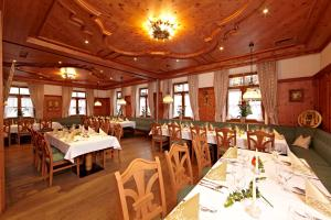 Akzent Hotel Schatten, Szállodák  Garmisch-Partenkirchen - big - 21