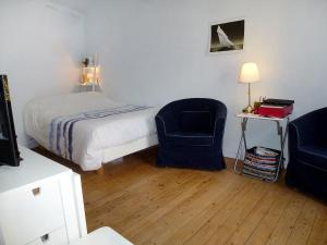 Studio Mauger, Apartments  Deauville - big - 8