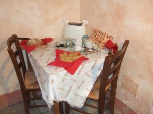 Agriturismo QuartoPodere, Farmházak  Magliano in Toscana - big - 16