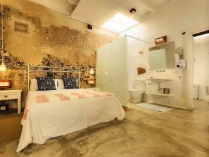 Apartment La Casa de las Salinas, Apartmanok  Arrieta - big - 12