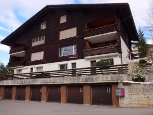 Apartment Casa Almis 3, Appartamenti  Grindelwald - big - 17