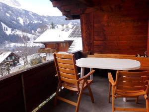Apartment Casa Almis 3, Appartamenti  Grindelwald - big - 8