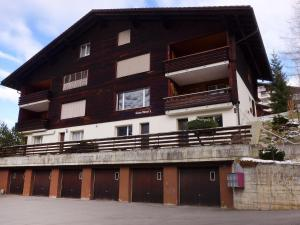 Apartment Casa Almis 3, Appartamenti  Grindelwald - big - 5