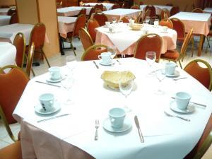 Hotel Alfa, Отели  Енкамп - big - 20