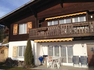Apartment Mon Abri, Appartamenti  Beatenberg - big - 6