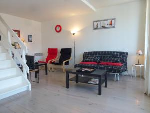 Apartment Les Marinas.7, Appartamenti  Deauville - big - 16