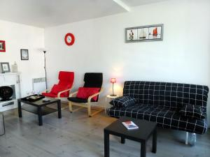 Apartment Les Marinas.7, Appartamenti  Deauville - big - 15