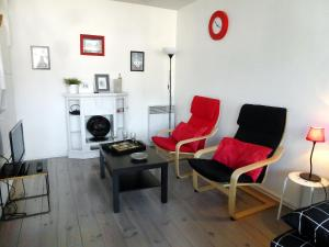Apartment Les Marinas.7, Appartamenti  Deauville - big - 14